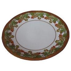 LS&S Limoges salad plate.