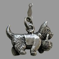 Hand and Hammer John Joiner Beatrix Potter Sterling Charm
