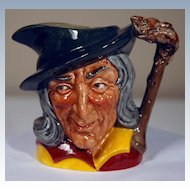 Pied Piper Royal Doulton Character Jug Small