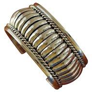 Vintage Tommie Charlie Bracelet Navajo