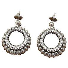 Sterling Silver Earrings Dangles