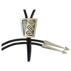 Hopi Silver Bolo Tie Hopicrafts Shop