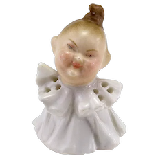 Unusual China Doll Head of Chinese Boy