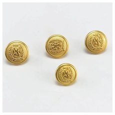 Old Buttons for Doll Clothing