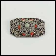 Vintage Chinese Brooch