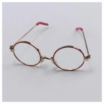 Pair of Vintage Doll or Teddy Bear Glasses