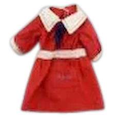 Vintage Annie Doll Dress