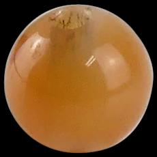 Vintage Agate Ojime Bead
