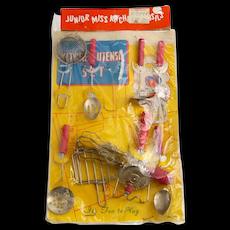 Vintage Junior Miss Kitchen Utensils