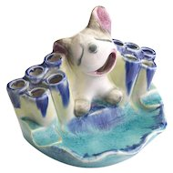 Early Unusual Hummel Dog Figurine Circa 1935