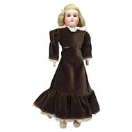 Antique A. M. 370 Bisque Head Doll