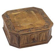 Vintage Small Box with Drawer 1901
