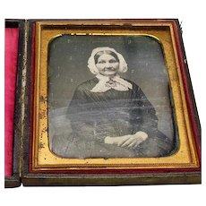 Daguerreotype of Edward Payson Nichols Mother