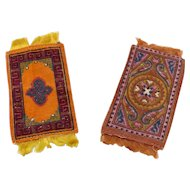 Vintage Doll Rugs Premiums