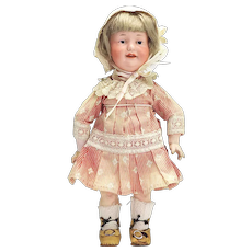 Antique Armand Marseilles 560 Character Toddler Doll