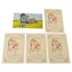 Kewpie Doll Postcards