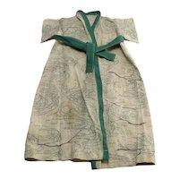 Vintage Doll Kimono