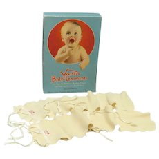 Vintage Boxed Garments as Doll Accessory
