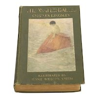 Lovely Book The Water Babies Circa 1916