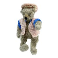Sweet Antique Mohair Teddy Bear
