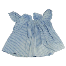 Antique Doll Dress As Is