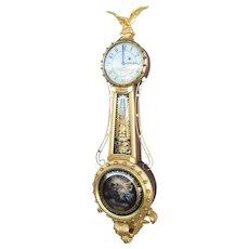 Foster S. Campos Girandole Wall Clock