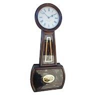 Howard & Davis Regulator No. 4 Wall Clock c. 1856 w/ St. Louis Provenance