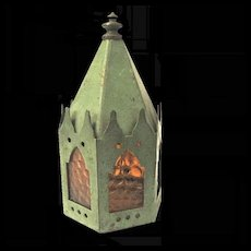 Arts & Crafts Light Shade Miniature