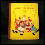 Scarce 'Johnny Gruelle's Golden Book', 1929, Donohue