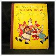 Scarce 'Johnny Gruelle's Golden Book', 1929, Donohue
