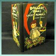 Johnny Gruelle, 'Raggedy Ann's Lucky Pennies', Donohue, 1932