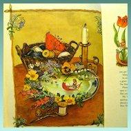 'Tasha Tudor's Book of Fairy Tales', 1969 Hard Cover