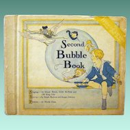 "SECOND BUBBLE BOOK with 3 Records, or ""The Harper Columbia Book that Sings"", 1918"