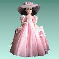 "Vintage 18"" Tagged Madame Alexander Bridesmaid Doll, MIB"