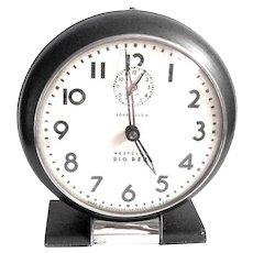 "Westclox ""Big Ben"" Clock, 1938 Pat. Date"