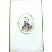 Civil War CDV of Union General Don Carlos Buell