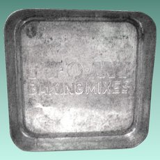 1940's Miniature Py-O-My Advertising Baking Mix Pan