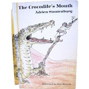 The Crocodile's Mouth, by Adrien Stoutenburg is a First Edition of Folk Song/Stories