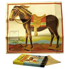 """Vintage WWII Game called """"Donkey Party"""" Manufactured in 1941"""