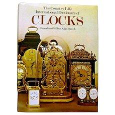 The Country Life International Dictionary of Clocks, Putnam, 1979