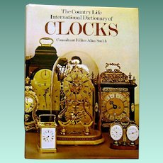The Country Life International Dictionary of Clocks, Putnam, 1979