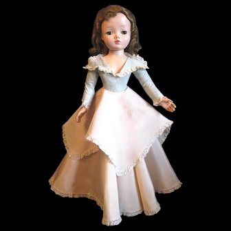 """Beautiful Vintage 20"""" Tall """"Cissy"""" Doll by Madame Alexander"""