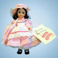 The Enchanted Doll, by Madame Alexander, Edition 728, in Original Box