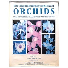 The Illustrated Encyclopedia of Orchids, Edited by Alec Pridgeon