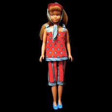 """Mattel Skipper Doll Wears the 1969 """"Jeepers Creepers"""" Outfit #1966"""
