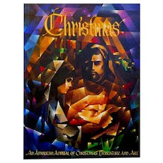 """Christmas - An American Annual of Christmas Literature and Art"", 1968 Publication"