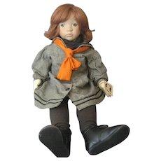 Nancy Latham Artist Doll - Cloth Doll - 1989 - Wistful Children