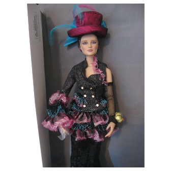 "Tonner ""Haddy Madigan"" - Fashion Doll - Reinterpretation after Alice In Wonderland. NEW in Box"