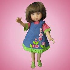 Dianna Effner - Tuesday's Child - Amelia Bearzabout - Boneka Outfit - 2005 Ltd 100