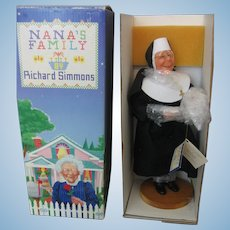 Annie Whal's Sister Mary Margaret Artist Nun Doll - Never Removed From Her Box